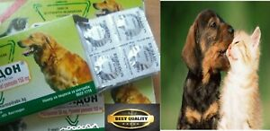 30 tabl. Biheldon, Deworming Broad Spectrum, dewormer, worming, Dogs & Cats