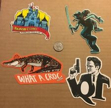 Tyler Stout New Sticker Set of 4 different hard to get stickers Sold Out Set 8