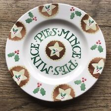 Emma Bridgewater Side Plate Collectors Club Mince Pies New