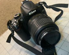 Nikon D D5000 12.3MP Digital SLR Camera - Black (Kit w/ VR AF-S DX 18-55mm...
