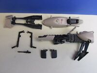 VINTAGE spare parts COMPLETE your SPEEDER BIKE star wars ORIGINAL vehicle ROTJ