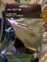 ASTRO A40 1.0M Inline Mute Cable OEM (2013 Edition) Factory Sealed!