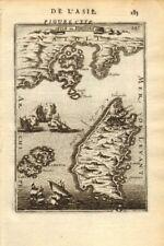 Dodecaneso. RHODES limonia (Alimia) SIMI CARCHI (forse). Martello 1683 OLD MAP