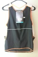 Louis Garneau Men's Comp Sleeveless Tri Top -Black -M -SALE ITEM