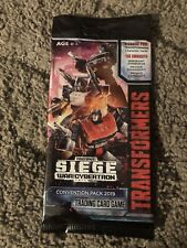 SDCC 2019 Hasbro Pulse Transformers TCG Convention Pack Exclusive IN HAND