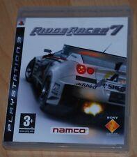 Ridge Racer 7 namco PS3 Playstation 3