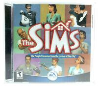 The Sims 1 Original People Simulator Classic Game Case Serial PC 2000