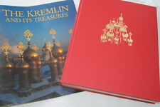 THE KREMLIN AND ITS TREASURES-OUVRAGE EN ANGLAIS-1989-ILLUSTRE-RELIE