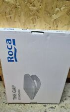 Roca The Gap Standard Toilet Seat white A801472004  Soft Close Hinges