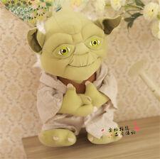 Peluche Star Wars Character plush toy Yoda Soft Stuffed Plush Doll 7.8inch 20cm
