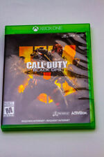 Call of Duty: Black Ops 4 Standard Edition - Xbo - Mint Condition COD 4