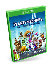 Plants vs Zombies Battle for Neighborville XBOX ONE Pal España Nuevo Precintado