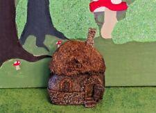 Miniature Fairy Garden Mini Fairy House Adorable Detail Gnome Garden New in Box