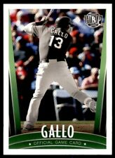 2017 Honus Bonus Fantasy Baseball #175 Joey Gallo RANGERS NM-MT *258