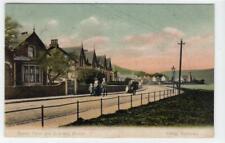 MARINE PLACE & BOARDING HOUSE, ARDBEG, ROTHESAY: Isle of Bute postcard (C46342)