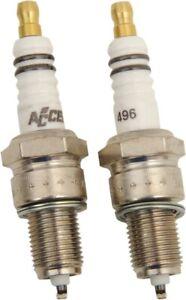 ACCEL Spark Plugs Harley Big Twin Evo 1984-99 and 77-1981 Shovelhead 1200 2410A
