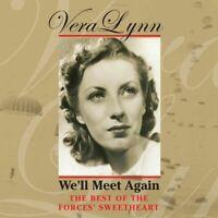 Vera Lynn - We'll Meet Again [Hallmark] Best Of CD Album Gift Idea NEW