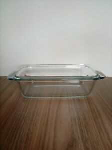 Glass Pyrex Dish for the EKCO Hostess Trolley - Original Serving Dishes