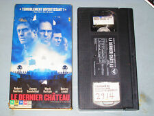 Le dernier Chateau/ The Last Castle (VHS)(French) Robert Redford Testé