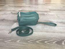 Small Green Leather Bag, Fashion And Stylish Women Handbags, Gina