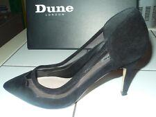 """Pumps, Fa.: Dune London, schwarz, Größe 38, Abmessung normal, Zustand """"sehr gut"""""""