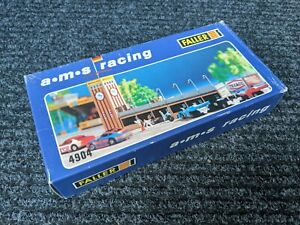 FALLER AMS HO Scale 4904 Racing Pit Stop MINT in BOX