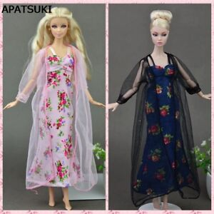 """2pcs/set Sexy Pajamas Lace Costumes Lingerie Sleepwear Clothes For 11.5"""" Dolls"""