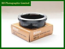 Nikon BR-3 Macro Adapter Ring with Box Stock No.C1144