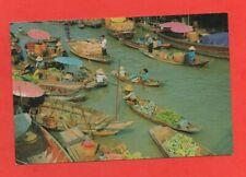 Thaïlande - Wad Sai floating market, Dhonburi   (D5457)