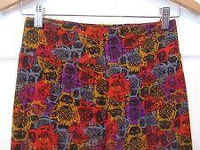 woman's LULAROE leggings---multicolor--One Size--NIB