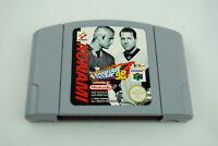 Jeu ISS 98 INTERNATIONAL SUPERSTAR SOCCER pour Nintendo 64 (PAL)