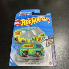 Hot Wheels The Mystery Machine ~ Scooby-Doo ~ HW Screen Time 2021
