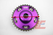20V Purple Aluminum Ajustable Cam Gears For TYT Engine 4AGE 20V Cam Gear Pull