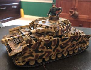 1/32 diecast Panzer IV