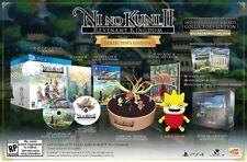 Ni no Kuni II Revenant Kingdom Collector's Edition PS4