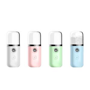 USB Nano Facial Sprayer Mini Facial Steamer Face Mist Steamer Handy Mist SprYZY