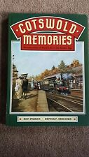 Cotswold Memories recollections of rural life in the stram age by Pigram&Edwards