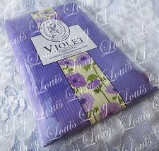 Scented sachet hanging fragrance freshener room drawer car handbag Violet 30g