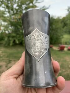 1900 Vintage Broadway Herald Square Theater ARIZONA Play Promotional Cup