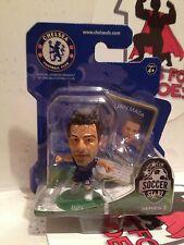 Soccerstarz Juan Mata Chelsea Verde Base Sellado En Blister