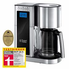 RUSSELL HOBBS Kaffeemaschine Elegance 23370-56 10 Tassen Timer Brausekopf ECBC