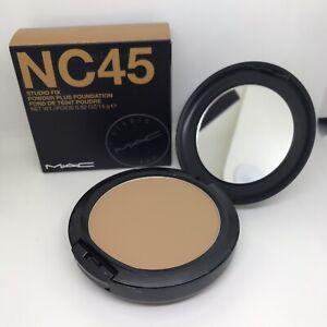 MAC Studio Fix Powder Plus Foundation 15g - NC45