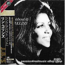 Lyn Collins THINK 2003 Polydor Japan MLPS Reissue Remastered CD UICY-9316