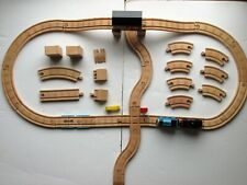 Thomas & Friends Wooden Train Track Lot