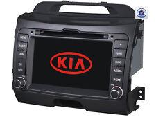 "NAVIGATORE GPS AUTORADIO KIA SPORTAGE SCHERMO XL 7"" DVD TOUCH USB TV DVB-T MP3"