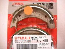 YAMAHA REAR BRAKE SHOE KIT PW TTR XT225 DT50 RT100 YFA1 BREEZE 4BE-W253E-00