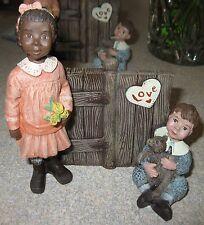 Sarah's Attic Collector Club Love Starts With Children Ii Figurine