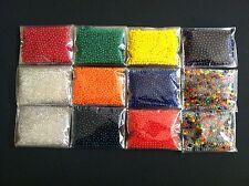 12 packets Sensory Bin Water Toy Crystal Soil Jelly Marble Beadsl-7000+pcs