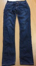 Lee Riders Jeans Size 8 Bumster Super Skinny