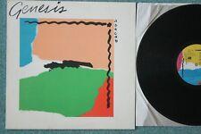 Genesis Abacab Vinyl 1981 NM-/NM- Phil Collins
